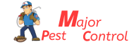 Major Pest Control Logo
